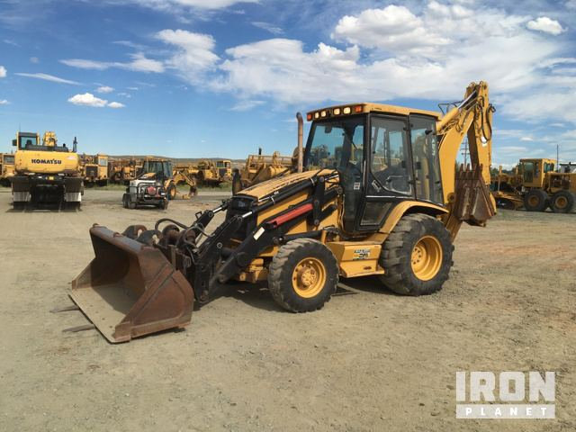 Cat 416c it 4x4 backhoe loader in lander wyoming united states cat 416c it 4x4 backhoe loader publicscrutiny Image collections
