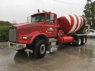Mixer Trucks