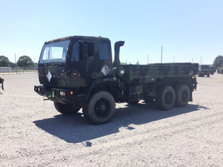 Medium Tactical Vehicle (MTV)