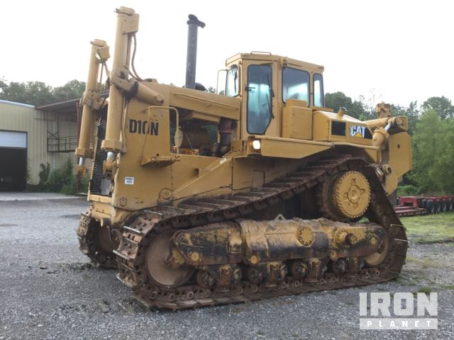 Detail photo of  Caterpillar D10N from Construction Equipment Guide