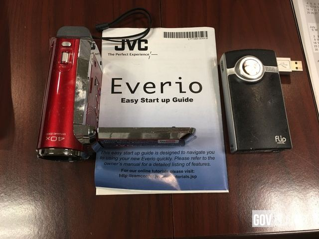 jvc everio and flip video cameras in gahanna ohio united states rh ironplanet com Samsung Flip flip video mino hd user guide