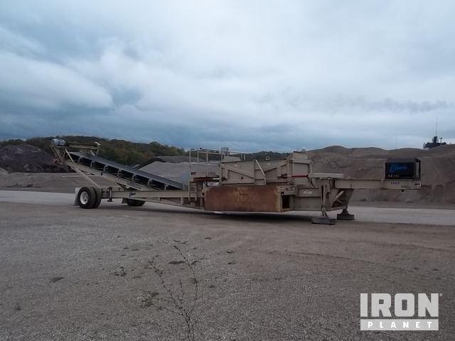 Detail photo of  Kolberg Truck Unloader from Construction Equipment Guide
