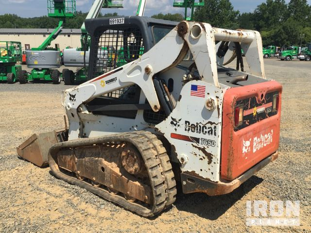 Detail photo of 2011 Bobcat T650 from Construction Equipment Guide