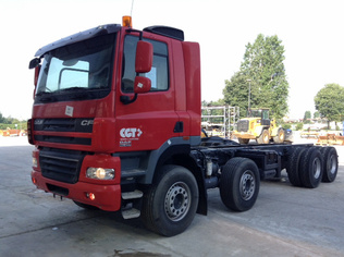 Cab & Chassis Trucks