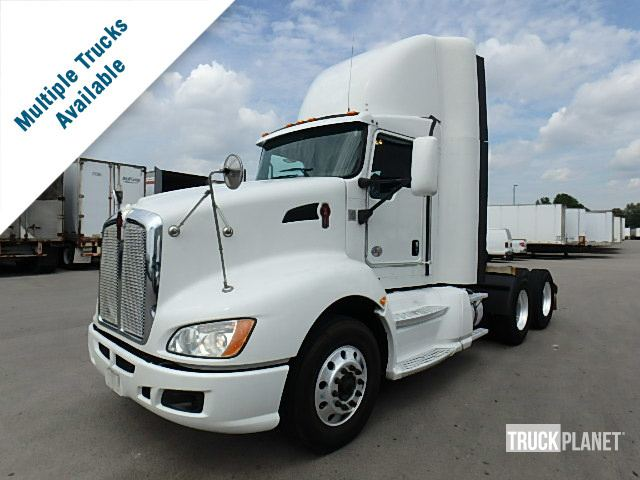 Detail photo of 2013 Kenworth T660 from Construction Equipment Guide