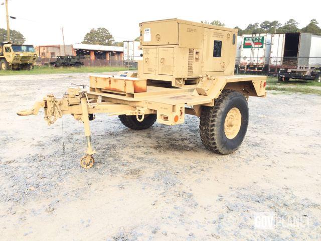 Surplus 2007 Fermont MEP803A 10kW Gen Set in Fayetteville North