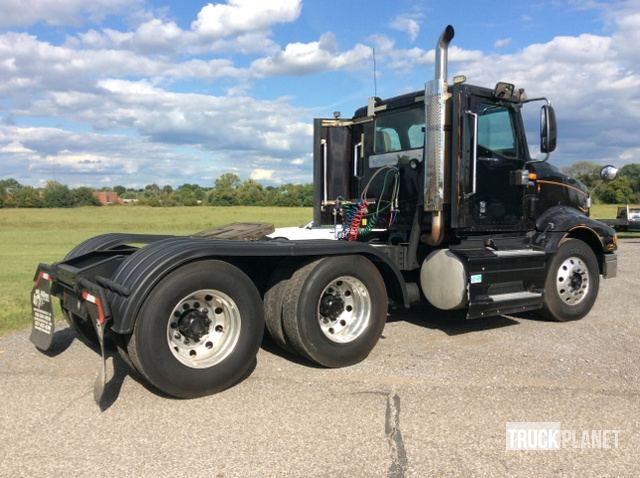 Cabina International 9400i : 2007 international 9400i t a day cab truck tractor in louisville