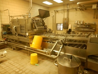 Industrial Equipment - Restaurant