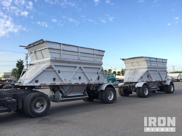 1984 cox sa belly dump trailer w1984 cox lwat 2 ta belly dump 1984 cox sa belly dump trailer w1984 cox lwat 2 ta belly dump pup trailer sciox Image collections