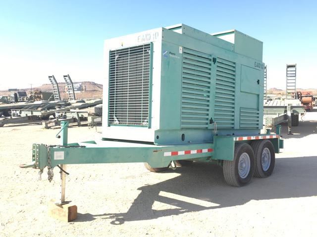 Generator sets for sale in california ironplanet cummins dqaa 5006819 200kw gen set sciox Choice Image