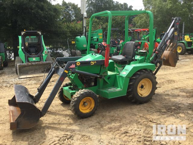 2013 terramite t5c backhoe loader in pineville north carolina rh ironplanet com Used Terramite Tractors Sale Terramite T5C Mini Backhoe