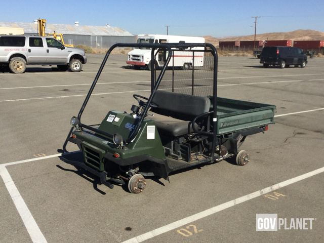 Kawasaki Mule For Sale California