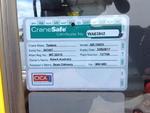 Étiquette de certification de sécurité