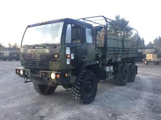 Medium Tactical Vehicle (MTV)
