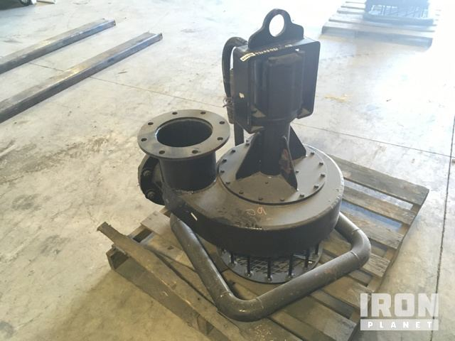 Hydraulic driven submersible water pump in centerburg for Submersible hydraulic pump motor