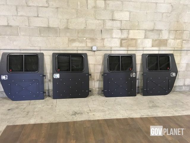 HMMWV Humvee X Panel Hard Door Kit : humvee doors - pezcame.com
