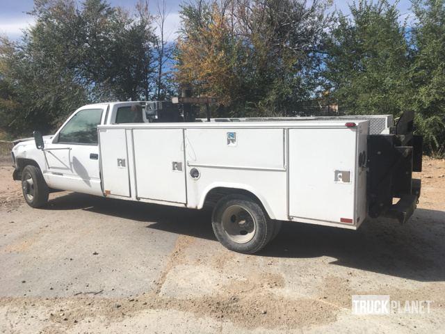 1995 chevrolet c3500 service truck in arvada colorado united rh truckplanet com 1995 Chevy HD 1995 Chevrolet Silverado Parts