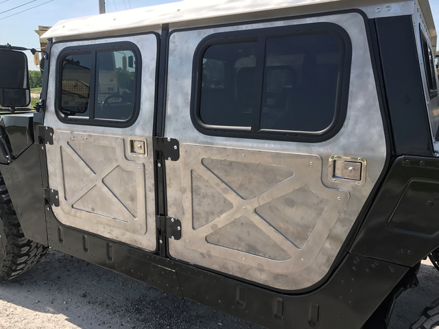 HMMWV Humvee Hard Door Kit & HMMWV Parts For Sale | GovPlanet pezcame.com