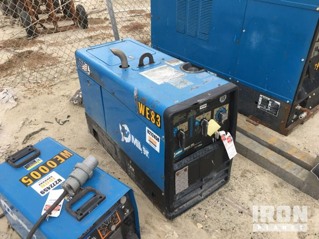 2011 Lincoln Electric Vantage 400 Engine Driven Welder in Columbia ...
