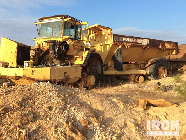 Volvo A40 Articulated Dump Truck in Jackson, Alabama, United States