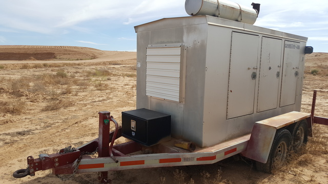 Generator sets for sale in united states ironplanet spectrum detroit diesel gen set sciox Choice Image