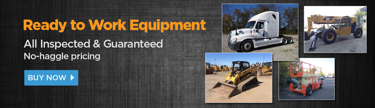 Day cabs, sleepers, boom lifts, handlers and more.
