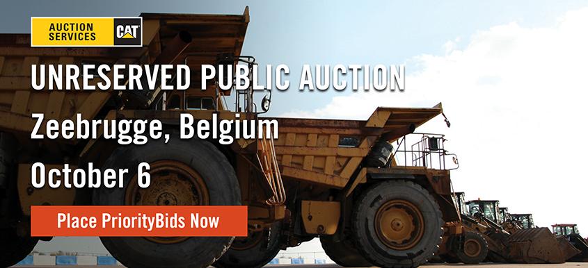 Belgium Auction