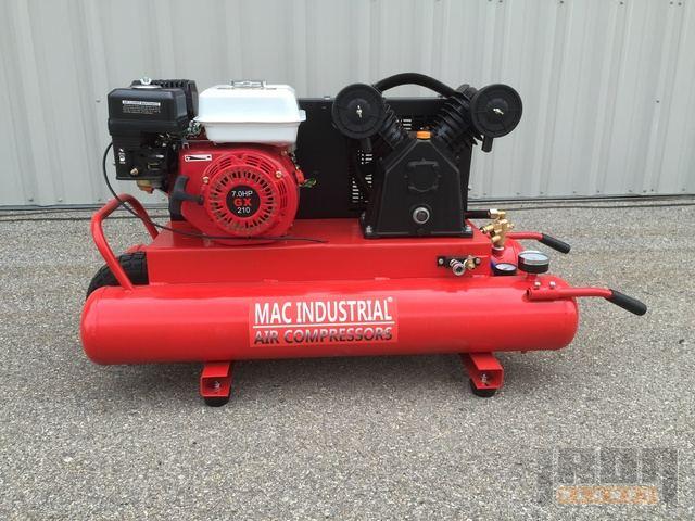 MAC Industrial Air Compressor